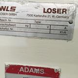 WLS LOSER KV80-2 SINGLE SCREW EXTRUDER  (11)