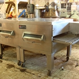 Middleby Marshall Pizza Bakery and Pastry Double Chamber Belt Oven 1