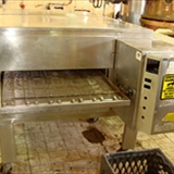 Middleby Marshall Pizza Bakery and Pastry Double Chamber Belt Oven 2