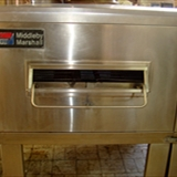 Middleby Marshall Pizza Bakery and Pastry Double Chamber Belt Oven 3