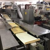 WLS Gabler Germany Roll M 9 inch Chewing Gum Rolling & Scoring Laminating Line 5