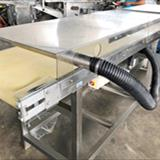 Nuova Euromec Air Cooling Gum Relaxing Conveyor Type 68NSC 1