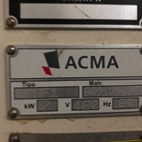 ACMA Model TF1 Tray Form & Filling Machine 4