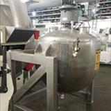 NAT BD 57 Stainless Steel Jacketed Mixing Cooking Tank 3
