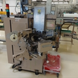 NAGEMA EU4 Double Twist Candy Wrapping Machine 2