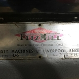 Manesty Fitzmill Type D6 Comminuting Sugar Milling Machine 7