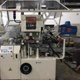 Acma Model TF1 Tray Form & Filling Machine with Nordson Gluing System 3