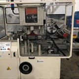 Acma Model TF1 Tray Form & Filling Machine with Nordson Gluing System 6