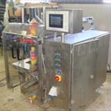 Sandiacre TG250LD Stainless Steel Single Tube Bagger 5