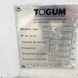 TOGUM 7 TIERS COOLING TUNNEL TOK600 (2)