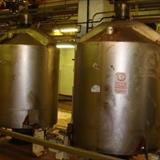 Stainless Steel Chocolate Liquefier Tank 1