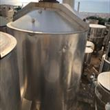 Stainless Steel Chocolate Liquefier Tank 3