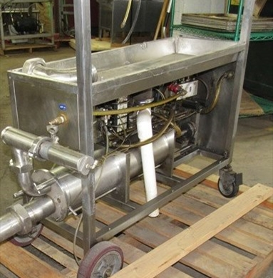 Cleveland Pneumatic Piston Filler