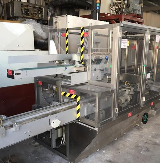 Multipack FRT500 Tray Display Former and Packer