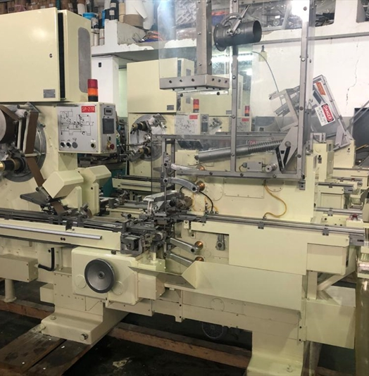 Sapal Model DP-3 Chocolate Foil Wrapping Machine