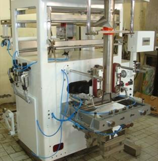 Sandiacre TG400 Single Tube Bagger