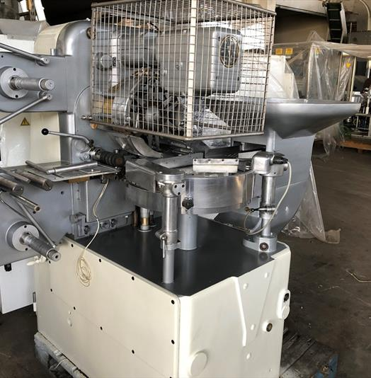 Rose Theegarten Type A3 Double Twist Candy Wrapping Machine