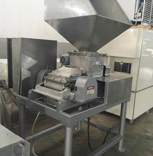 Fitzmill Comminutor Sugar Mill Model DKAS012