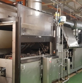 Haas 96 Plates Complete Wafer Line