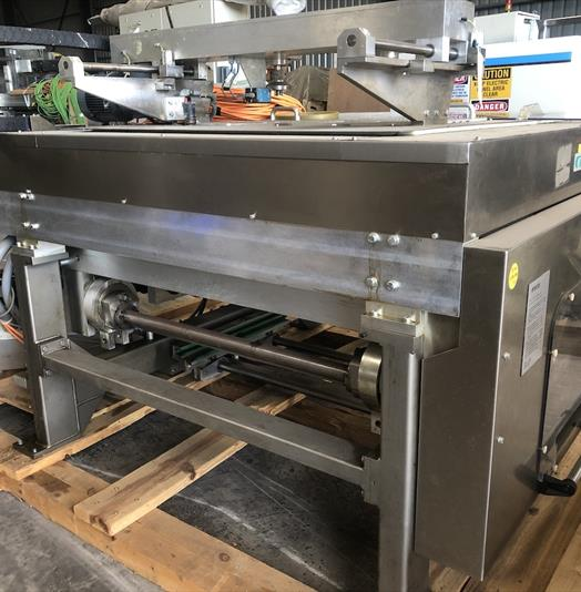 Buhler Bindler 2-Head All SS Chocolate Depositor Model GKH-C