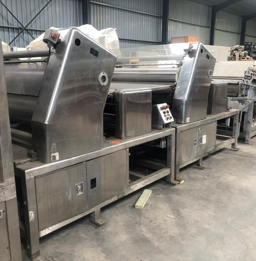 Thomas L Green 60-in. Single Colour Biscuit Sheeting Line