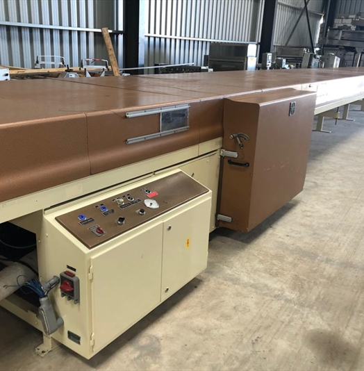 Sollich Chocolate Cooling Tunnel Type LK 1300